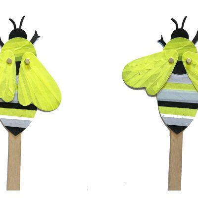 10. Articulated Bumblebees